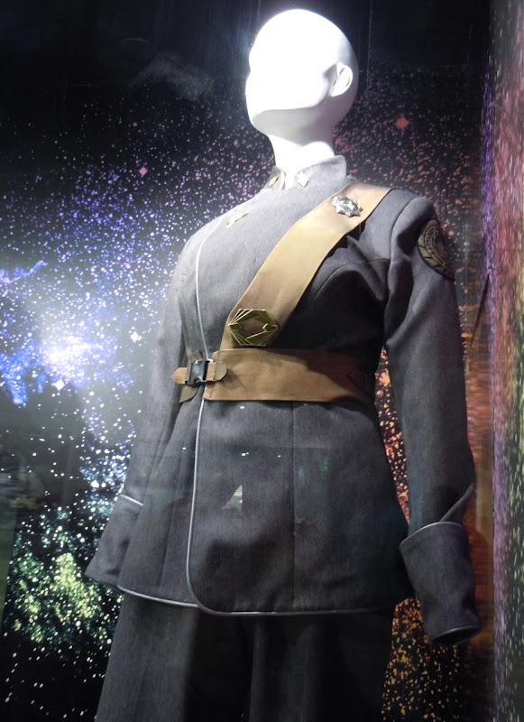 Kandyse McClure Battlestar Galactica Dee uniform