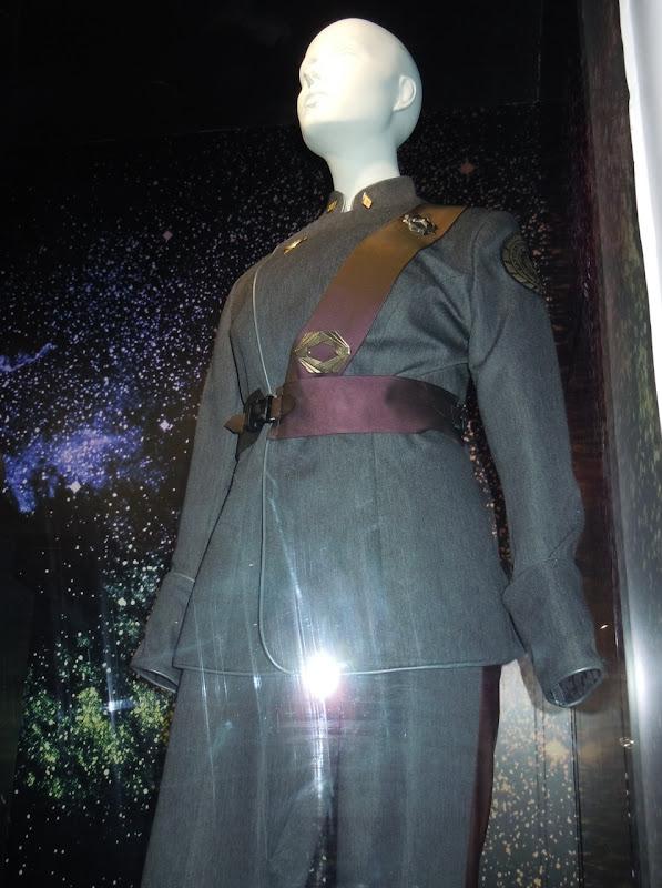 Kandyse McClure Battlestar Galactica uniform