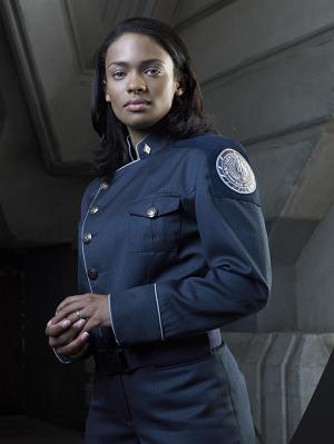 Kandyse McClure Battlestar Galactica's Dee