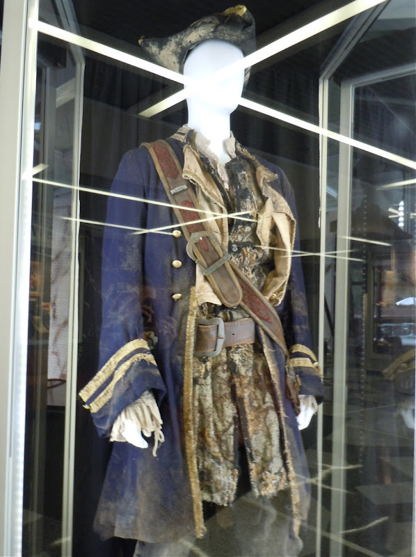 Pirates of the Caribbean movie costume