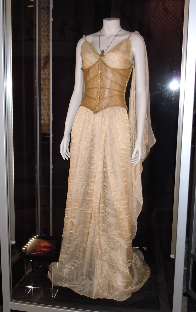 Gemma Arterton's Princess Tamina costume from Prince of ...