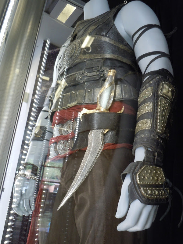 Prince of Persia Dastan movie outfit