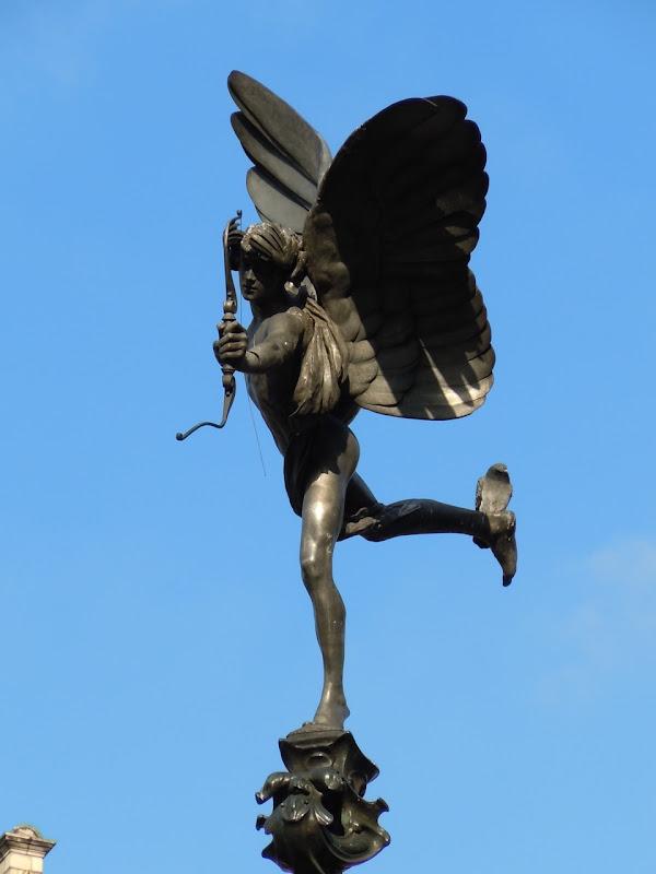 Eros Statue London