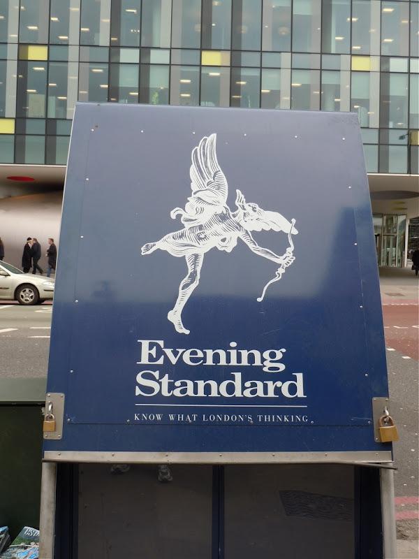 Evening Standard Eros