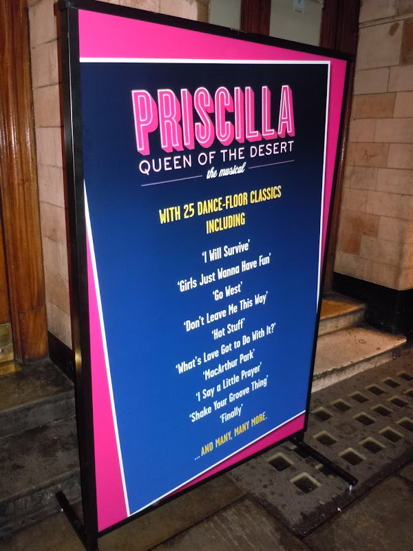 Priscilla Musical songs