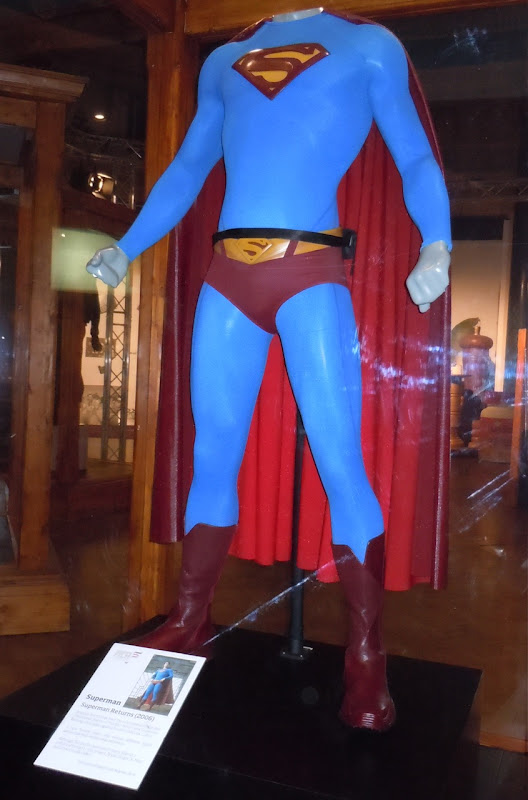 Original Superman Returns costume