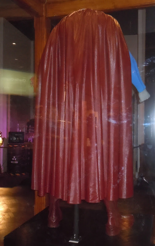 Superman Returns costume cape