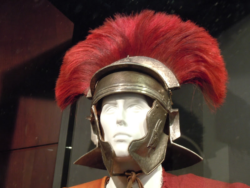 The Eagle Roman centurion helmet