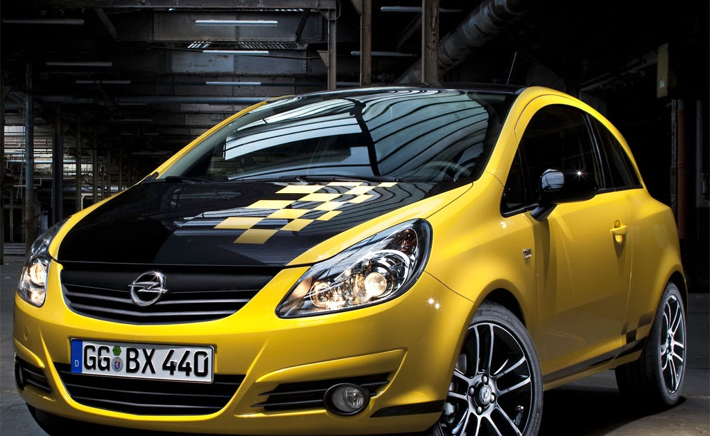 cars plaza 2010 opel corsa color race edition. Black Bedroom Furniture Sets. Home Design Ideas