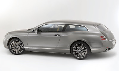 2010 Touring Superleggera Bentley Continental Flying Star