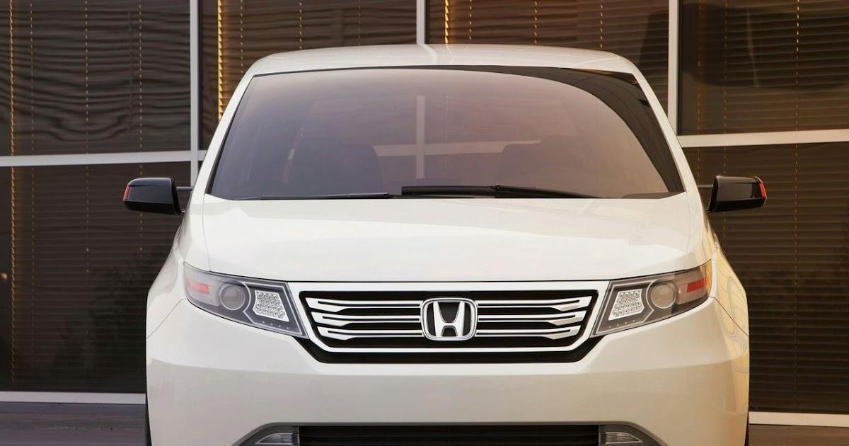 Honda Cars Online 2012 Honda Odyssey Concept