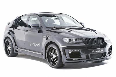 2009 HAMANN Tycoon BMW X6