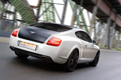 Edo Competition Bentley Continental GT