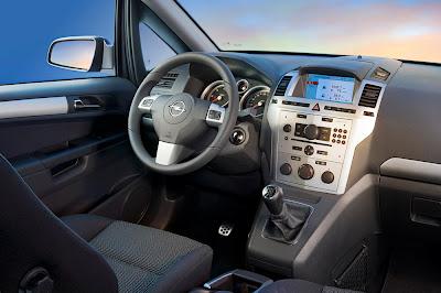 2009 Opel Zafira 1.7 CDTI ecoFLEX