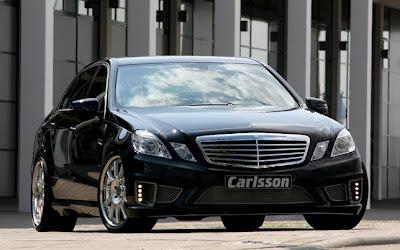 2010 Carlsson Mercedes E-class