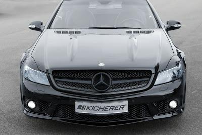 Kicherer Mercedes SL63 RS Facelift