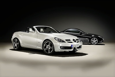 2009 Mercedes SLK 2LOOK Edition