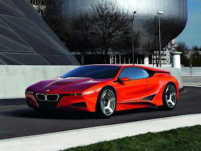 2010 BMW New Green Sports Car Concept