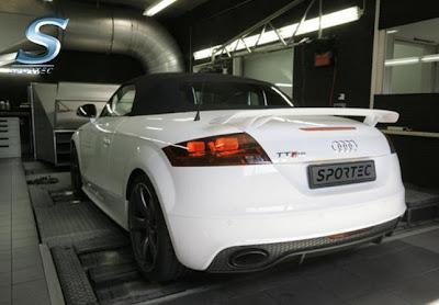 2009 Sportec Audi TT RS