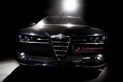 2009 Alfa Romeo 159 Autodelta J4 3.2 C