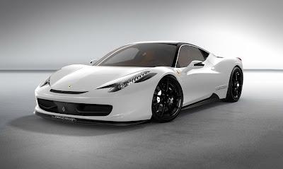 2010 Oakley Design Ferrari 458 Italia