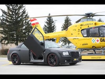 chrysler 300 black rims. Chrysler 300 Black Beauty