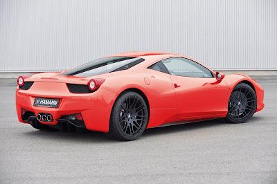 2010 Hamann Ferrari 458 Italia