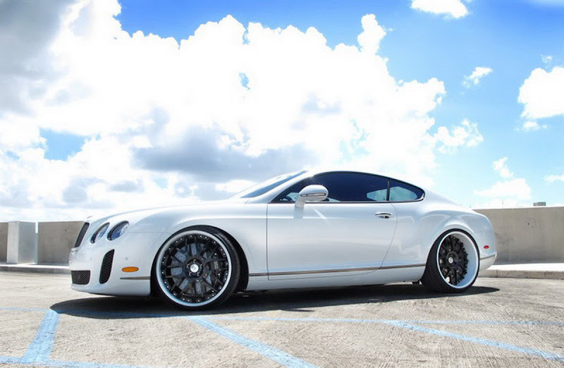 2010 WheelsBoutique Bentley Continental Supersports