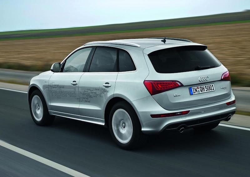 2011 Audi Q5 Hybrid Quattro
