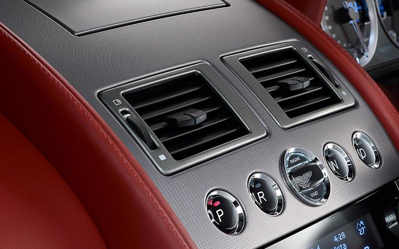 2011 Aston Martin Rapide Luxe