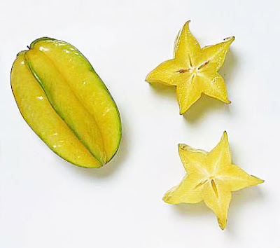 is strawberry a fruit eating star fruit