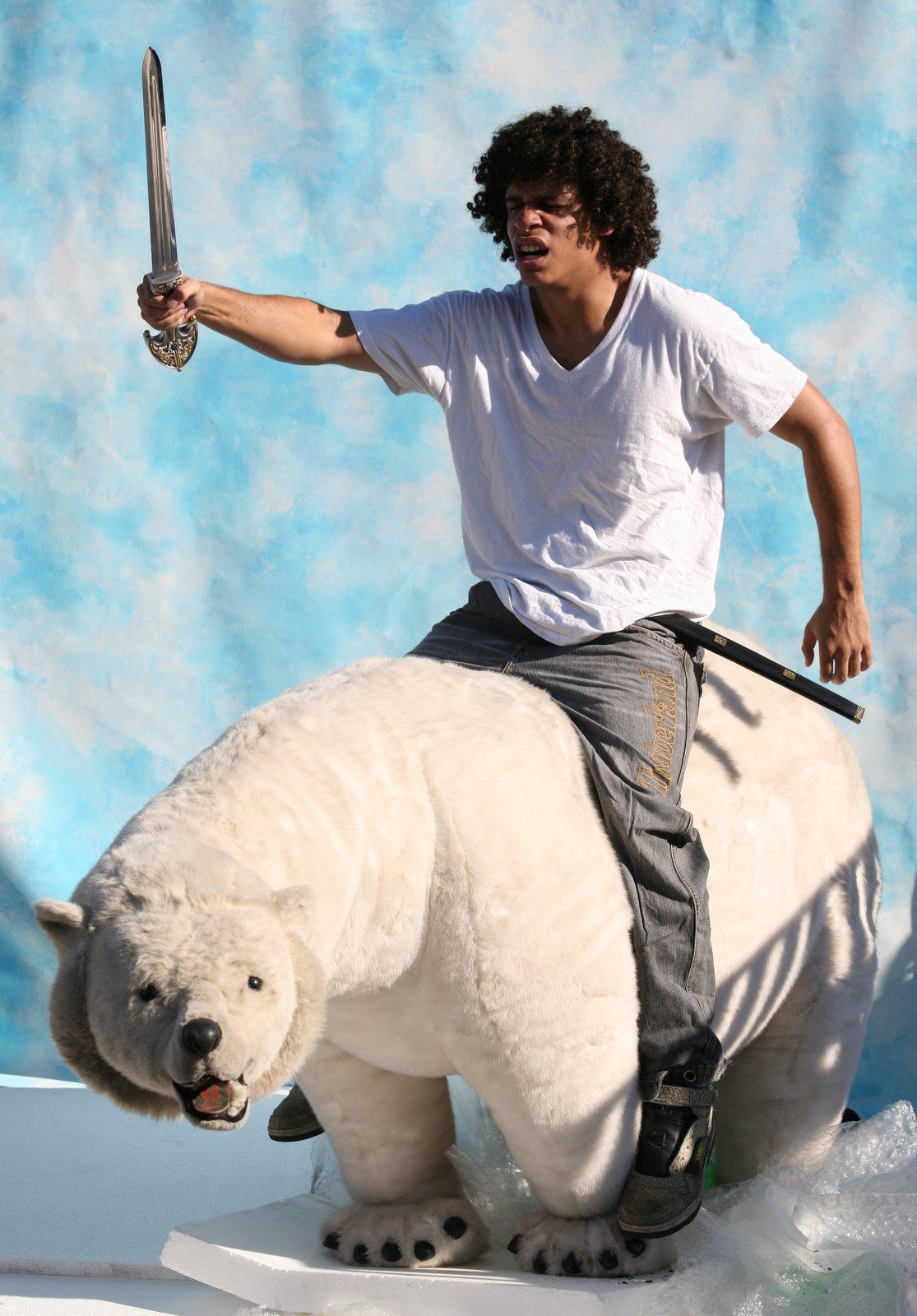 Alderton Photography The Polar Bear Rider