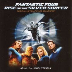 Fantastic Four: Rise of the Silver Surfer OST