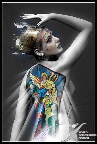 World Body Painting