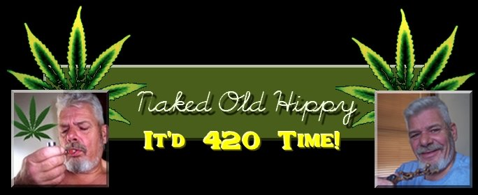 Naked Old Hippie