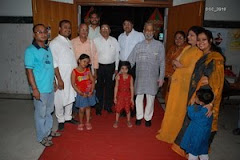 Eminent Oriyas in Delhi with Family