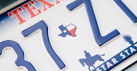 Texas Vehicle Registration Information