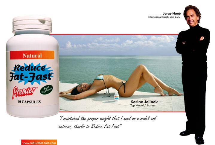 Sancionan a Jorge Hané por publicidad engañosa del 'Redu Fat Fast'