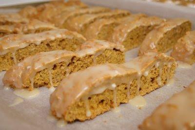 cake rumble: Maple Walnut Pumpkin Biscotti