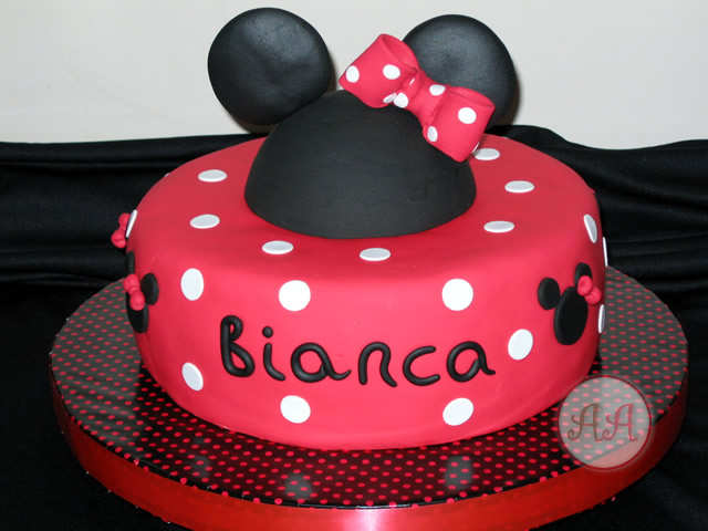 Decoracion De Tortas Infantiles Minnie Mouse Eventos Argentina and ...