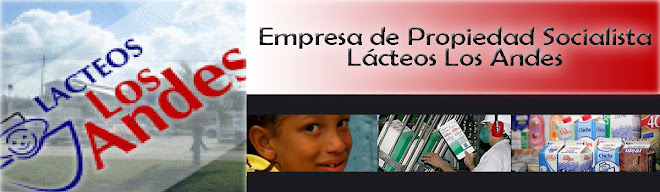 Empresa de Propiedad Socialista Lácteos Los Andes
