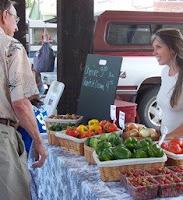 Higginsville Market 2007