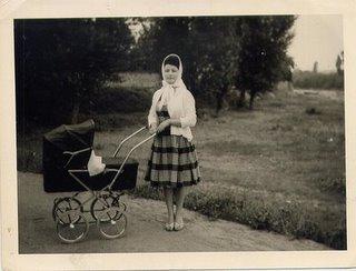 Maman balade avec patrick