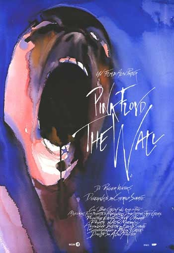 Gerald Scarfe The Wall Goodbye Blue Sky