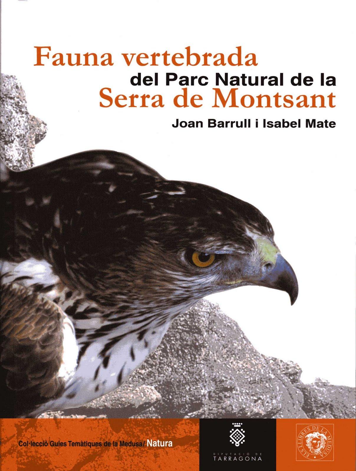 Fauna del Montsant.