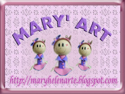 amiga e dinda Mary Art's