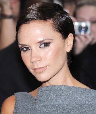 Vicotria Beckham aka Posh Spice was part of the 'Spice Girls' band and is