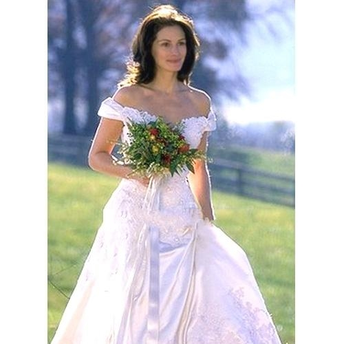 julia roberts wedding dress runaway. Julia Roberts quot;Runaway Bridequot;
