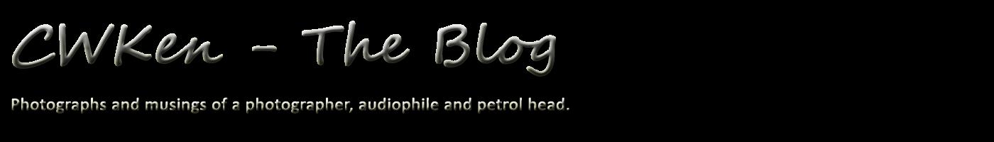 CWKen - The Blog