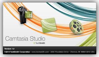 التصوير بسهولة في برنامج Camtasia Studio 7 TechSmith+Camtasia+Studio+7.1.0+Build+1631